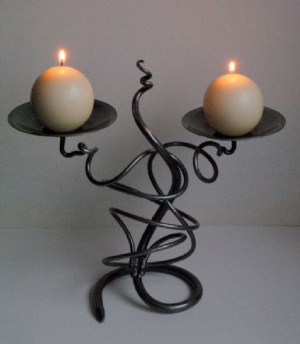 Belltrees Forge Candlestick Double Tangle